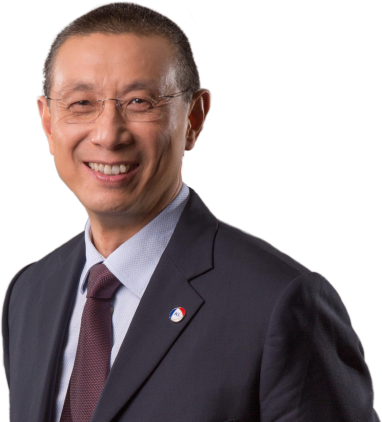 Dr Kevin Lin OBE