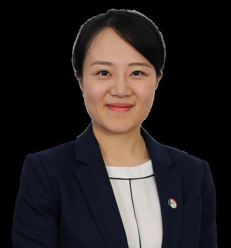 Alice Wang, BA, MA